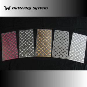 【SALE】キルトレーベル|butterfly-system