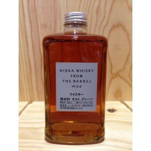 ウイスキー ニッカ フロム・ザ・バレル 500ml whisky