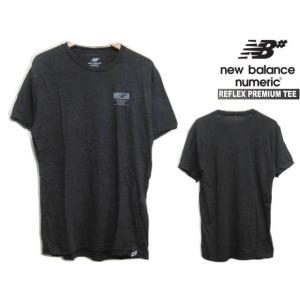 ニューバランス ヌメリック Tシャツ new balance REFLEX PREMIUM TEE スケボー スケートボード 半袖 butterflygarage