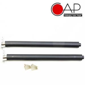 キャップ 壁掛けボードラックL ロング ショート兼用 CAP364 ステンレス製 寿産業