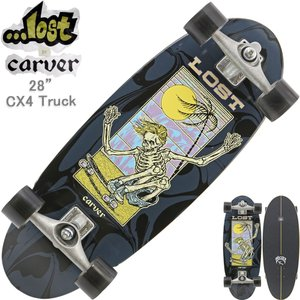 サーフスケート カーバー ロスト Lost x Carver 28