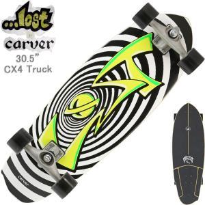 サーフスケート カーバー ロスト Lost x Carver 30.5