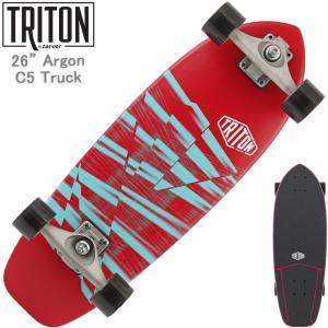 サーフスケート カーバー トライトン Triton x Carver 26