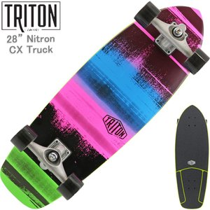 サーフスケート カーバー トライトン Triton x Carver 28