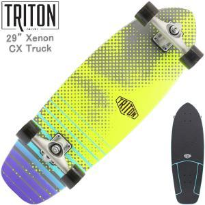 サーフスケート カーバー トライトン Triton x Carver 29