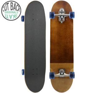 スラスター スケートボード コンプリート 36inch (長さ91cm) スケボー サーフスケート スラスターシステム2|butterflygarage