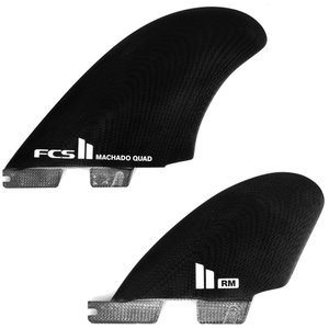 FCS2 サーフィン フィン Rob Machado Shaper Series Quad Set XL 4枚セット butterflygarage
