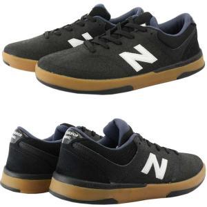 new balance Numeric ニューバランスヌメリック NUMERIC PJ STRATFORD NM533 BWH ストラトフォード PJ・ラッド BLACK / GUM 24-29.5cm スケートボード スケボー|butterflygarage