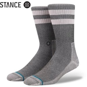 スタンス ソックス スケートボード Stance Socks 靴下 JOVEN 定番スタイルモデル 1足セット メンズ L 25.5-29.0cm  メンズ ファッション 小物|butterflygarage