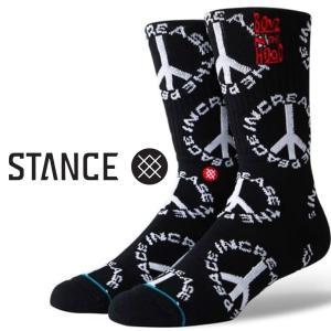 スタンス ソックス  Stance Socks 靴下 Find Out メンズ L 25.5-29.0cm  メンズ ファッション 小物|butterflygarage