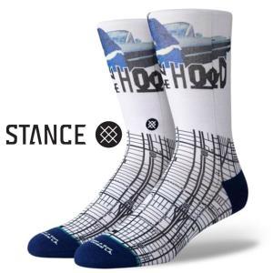 スタンス ソックス  Stance Socks 靴下 South Central メンズ L 25.5-29.0cm  メンズ ファッション 小物|butterflygarage