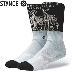 スタンス ソックス デクライン Stance Socks 靴下 Decline 限定モデル 1足セット メンズ L 25.5-29.0cm  メンズ ファッション 小物|butterflygarage
