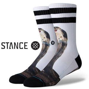 スタンス ソックス  Stance Socks 靴下 Sssteven メンズ L 25.5-29.0cm メンズ ファッション 小物|butterflygarage