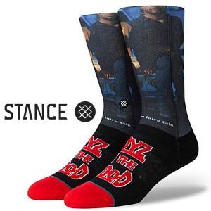 スタンス ソックス  Stance Socks 靴下 Boyz In The Hood メンズ L 25.5-29.0cm メンズ ファッション 小物|butterflygarage