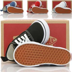 VANS バンズ Kids Authentic Elastic Lace 4カラー オーセンティック スニーカー 靴 シューズ キッズ 子供|butterflygarage