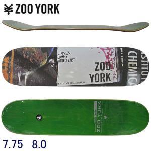 ・ZOO YORK SKATEBOARD ・チームモデル:PHOTO INCENTIVE White...