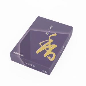 楽しむ線香 銘香 芳輪 二条 渦巻き型60枚入|butudan
