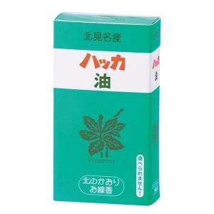 線香 ミニ寸 北のかおりハッカ油 (カメヤマ)|butudan