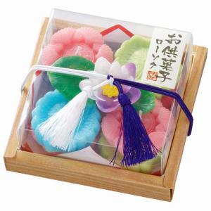 カメヤマ好物ローソク  お供え菓子 落雁キャンドル|butudan