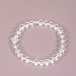 誕生石腕輪数珠(念珠)4月|butudan