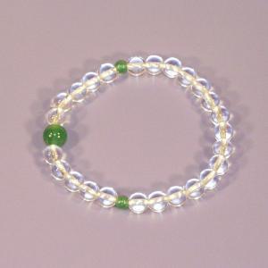 誕生石腕輪数珠(念珠)5月|butudan