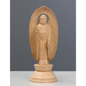 仏像 阿弥陀如来 香木 祈りcoco祀オリジナル butudan