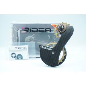 RIDEA 「リデア」 C60 TiN Limited Edition RD6 希少限定モデル ビッ...