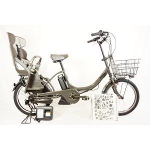 BRIDGESTONE 「ブリヂストン」 BIKKE MOB BM0C37 2016年モデル 電動アシスト自転車 / 浦和ベース buychari
