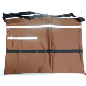 TPO ◎洗濯干しも取り込みもスイスイはかどる便利なショルダー型バッグ型エプロンです  特徴 ●ポケ...