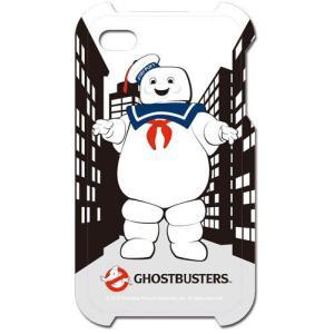 iPhoneカバー 4/4S対応/マシュマロマン//ゴーストバスターズ|buyersnetclub
