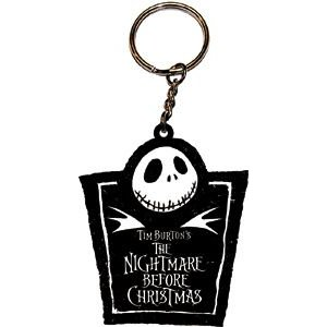 SALE 50%OFF キーホルダーJacks Logo:ナイトメアビフォアクリスマス|buyersnetclub