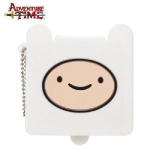 アドベンチャー・タイム シリコンコインケース/フィン&ジェイク  Adventure Time|buyersnetclub