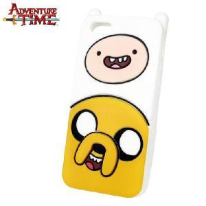 アドベンチャー・タイム スマートフォンカバー/iPhone5専用//フィン&ジェイク  Adventure Time|buyersnetclub