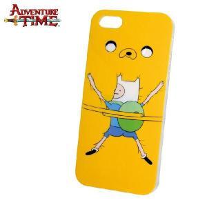 アドベンチャー・タイム スマートフォンカバー/iPhone5専用//プロハグ  Adventure Time|buyersnetclub