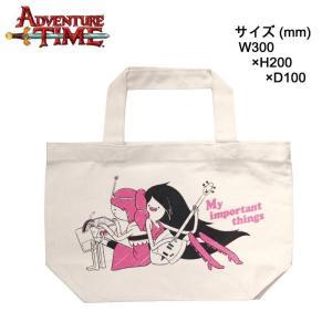 アドベンチャー・タイム ランチトートバッグ/マーセリン Adventure Time|buyersnetclub