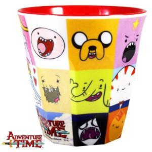 アドベンチャー・タイム メラミンコップ/フェイス /再生産/  Adventure Time|buyersnetclub