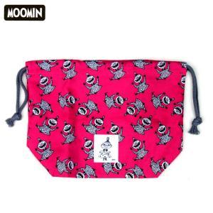ランチ袋L/リトルミイ/#K100-55/ムーミン/お弁当//ランチ袋/|buyersnetclub
