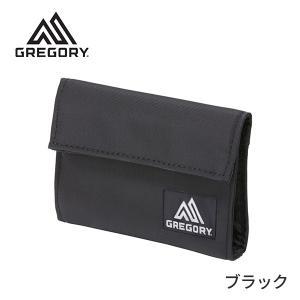 今だけ価格 ゆうパケット可 グレゴリー クラシックワレット ブラック GREGORY Classic...