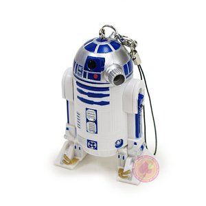 R2-D2 LEDライトアップ ストラップ/STAR WARS スターウォーズ|buyersnetclub