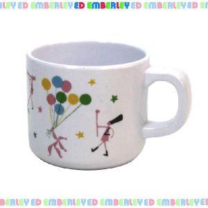 メラミンマグカップ/サーカス//エドエンバリーEd Emberley/ランチ/ buyersnetclub