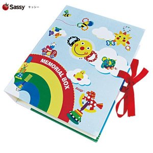 SASSY Sassyメモリアルボックスギフトセット:サッシー|buyersnetclub