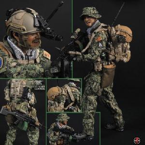 ソルジャー・ストーリー 1/6 アメリカ海軍 ネイビーシールズ MK46 MOD1ガンナー/Soldier Story|buyersnetclub