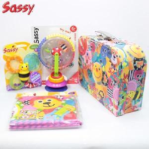 SASSY ペーパースーツケース限定セットMサイズ:サッシー|buyersnetclub