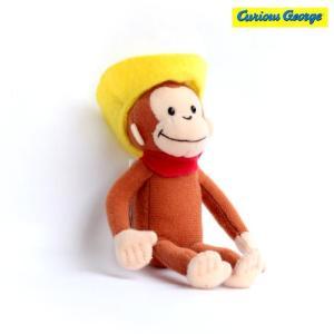 おさるのジョージ/クラシック/ボールチェーン マスコット/帽子/ /Curious George Classic #K6718|buyersnetclub