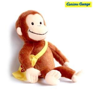 おさるのジョージ/クラシック/ぬいぐるみS /Curious George Classic #K6719|buyersnetclub