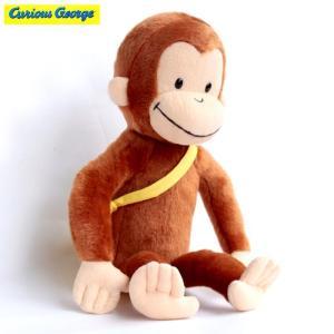 おさるのジョージ/クラシック/ぬいぐるみM /Curious George Classic #K6720|buyersnetclub