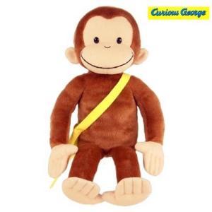 おさるのジョージ/クラシック/ぬいぐるみL /Curious George Classic #K6721|buyersnetclub