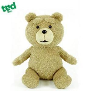 テッド2 テッド ぬいぐるみ/座り//S/-ted2#K6802|buyersnetclub