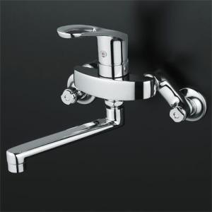 KVK KM5000T キッチン壁付用 シングルレバー混合水栓|buzaiya