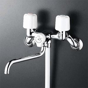 KVK KF30N2 浴室用2ハンドルシャワー水栓|buzaiya